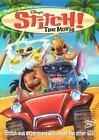 Stitch The Movie DVD