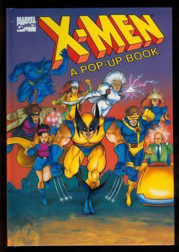 Marvel Pop Up Books Ebay