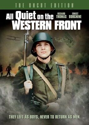 All Quiet on the Western Front [New DVD]