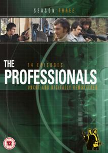 The Professionals: Season 3 DVD (2012) Larry Lamb ***NEW***