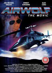 Airwolf: The Movie DVD (2011) Jan-Michael Vincent ***NEW***