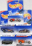 Hot Wheels 1997 First Edition Set
