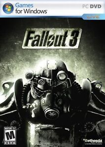Used Fallout 3 with Live