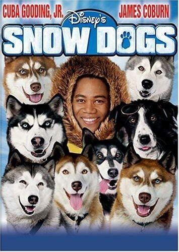 Snow Dogs [New DVD]