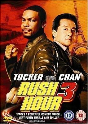 Rush Hour 3  (2007) Jackie ChanDVD