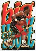 Basketball Cards Big Man on Court