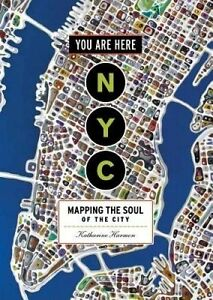You are Here: NYC, Katharine Harmon