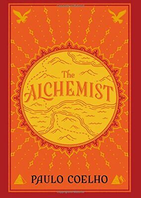 The Alchemist New Hardcover Book