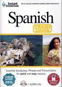 Learn Spanish Audio CD