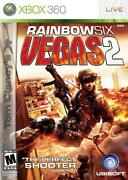 Rainbow Six Vegas 2 Xbox 360