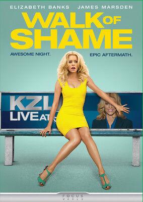 Walk of Shame [New DVD] Slipsleeve Packaging, Snap Case
