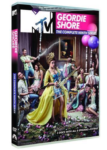 Geordie Shore: The Complete Ninth Series [DVD]
