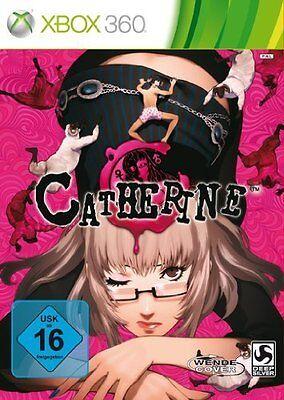Microsoft Xbox 360 Spiel ***** Catherine ********************************Neu*new