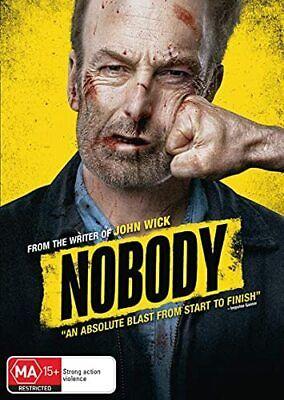 Nobody (DVD), NEW SEALED AUSTRALIAN RELEASE REGION 4 lot 251