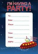 Kids Party Invites