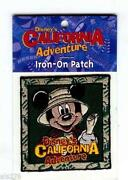 Disneyland Patch