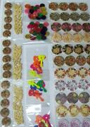 Scrapbooking Buttons Lot