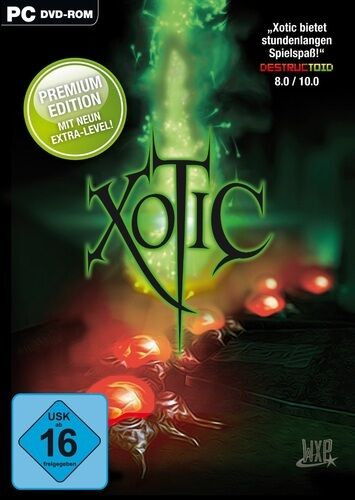 XOTIC - Premium Edition - PC Game - *NEU*