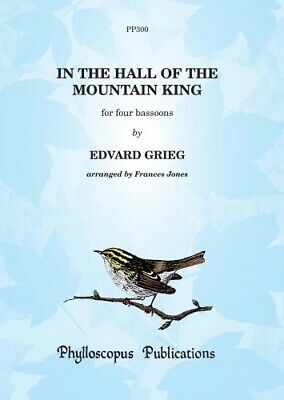 In the Hall of the Mountain King from Peer Gynt Bassoon Quartet (4 Bns) Edvard