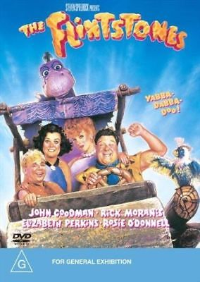 The Flintstones DVD LIVE-ACTION PICTURE BEST FANTASY FILM+COSTUMES BRAND NEW - Flintstone Family Costume