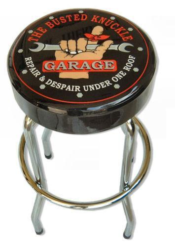Garage stool ebay for Garage seat lens