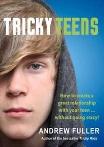 Tricky Teens by Andrew Fuller Paperback Book (English) North Epping Hornsby Area Preview