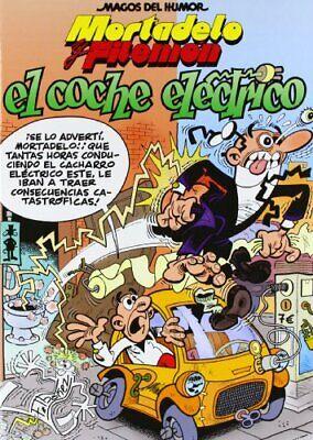 Mortadelo y Filemón - El coche eléctrico - Magos del humor 155...