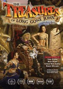 The Treasures of Long Gone John [New DVD]