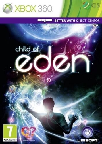 Child Of Eden Xbox 360 * NEW SEALED PAL *