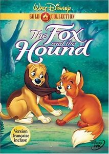 Disney's Fox and the Hound (DVD)