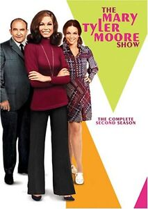 Mary Tyler Moore Show Seasons 1 & 2 DVD sets