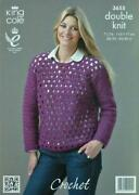 Crochet Jumper Pattern