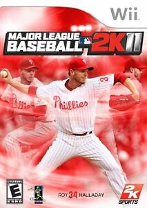 Nintendo Wii Makor League baseball 2K11