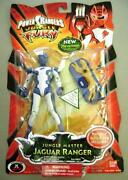 Power Rangers Jungle Fury White