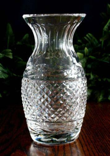 Waterford Crystal Vase 7 Quot Ebay