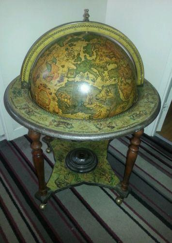 Globe drinks cabinet ebay gumiabroncs Image collections