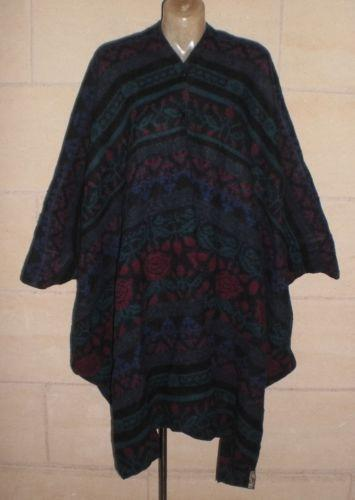 Wool Poncho Clothing Shoes Amp Accessories Ebay