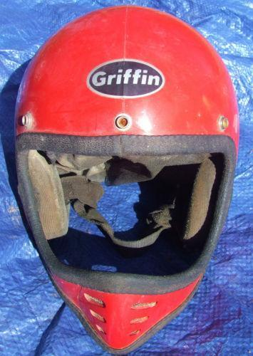 Griffin Motorcycle Helmet Ebay