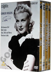 Ginger-Rogers-Boxset-Collection-4-DVD-Films-Vivacious-Lady-5th-Avenue-Girl-New