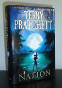 Terry Pratchett Hardback 1st