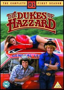 The Dukes Of Hazzard: Series Season 1 DVD R4 New