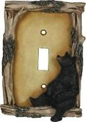 Bear Switch Plate Covers