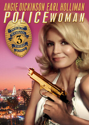 Police Woman: Season Three [New DVD] Boxed Set, Full Frame