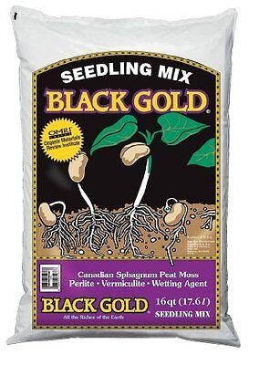 Black Gold Seedling - Black Gold 1311002 16-Quart Seedling Mix