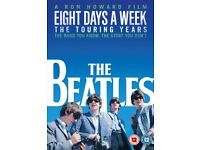 Brand new The Beatles: Eight Days a Week - The Touring Years [DVD]