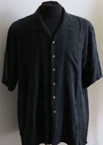 Used tommy bahama large camp shirts ebay for Custom tommy bahama shirts