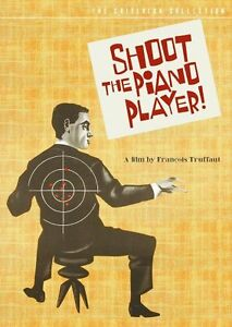 SHOOT THE PIANO PLAYER Criterion Francois Truffaut DVD
