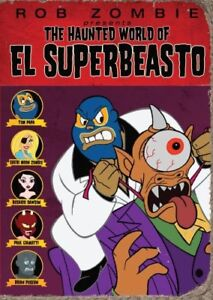 The Haunted World of El Superbeasto [New DVD]