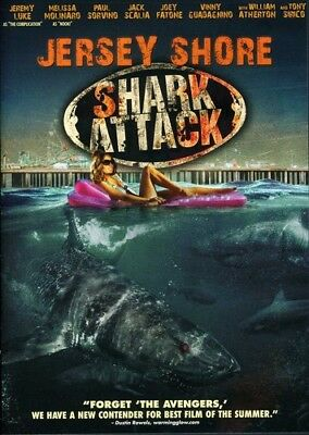 Jersey Shore: Shark Attack [New DVD]