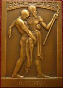 Art Deco Plaque